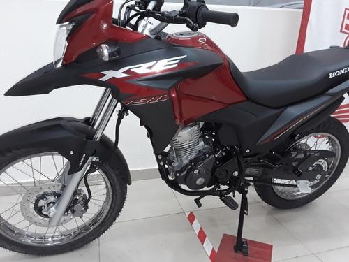 Honda Xre 190 Abs Flex Painel Digital! Avista/financ/troc