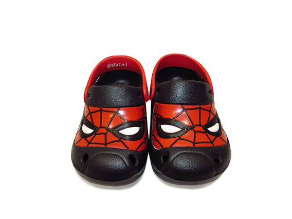 Suecos De Goma Marvel De Niño Capitan America Spiderman