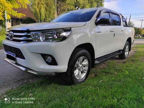 Toyota Hilux 2.8 Cd Srv Pack 177cv 4x2 2018