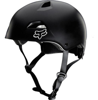 Casco Bicicleta Flight Sport Negro Fox