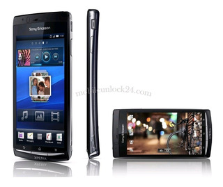 Smartphone Xperia Arc S 4.2 8.1mp Negro Libre Bluetooth Lt18