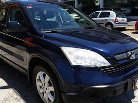 Honda Cr-v Ex 2.4 4x4 Anticipo Minimo $141.000 Y Cuotas