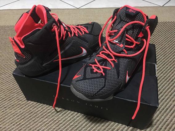 Tênis Nike Lebron James Xii Tamanho 43