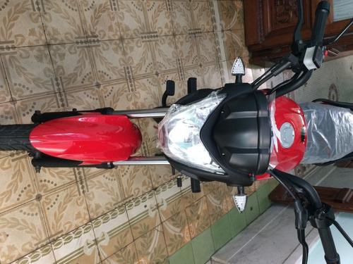 Moto Vital Jetlx 125 Color Rojo Cero Kilometro Del Año 2020