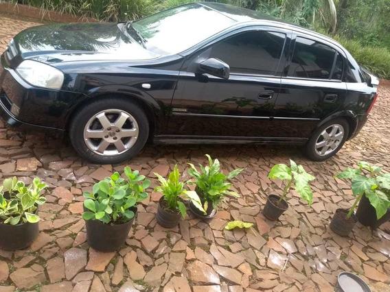 Gm Chevrolet Astra Motor 2.0 2008 Preto 4 Portas