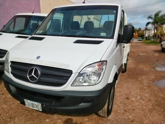 Mercedes-benz Sprinter 2.1 415 Chasis 3665 150 Cv 2013