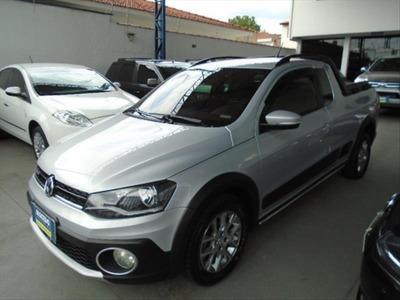 Volkswagen Saveiro Vw - Saveiro 1.6 Cross Ce - Flex - Manual