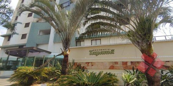 Apartamento Com 4 Suíte À Venda No Setor Bueno Em Goiânia/go - Ap0263