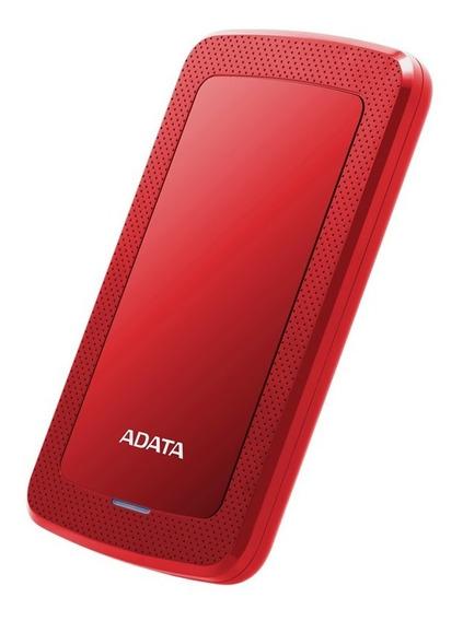 Disco Duro Externo 1 Tb Usb 3.0 Hv300 Rojo - Adata