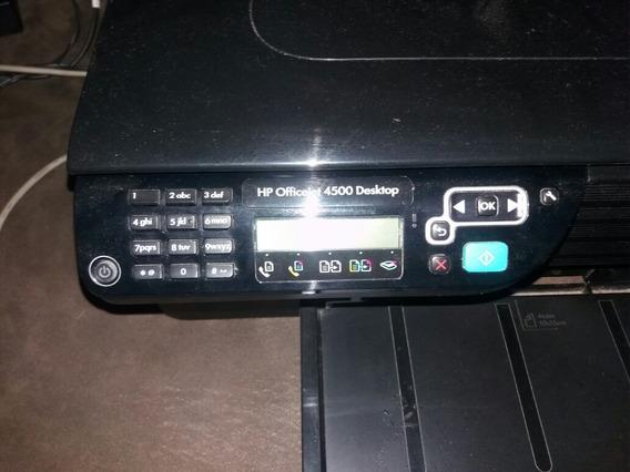 Impressora Hp Officejet Desktop 4500