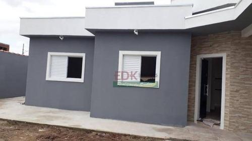 Imagem 1 de 10 de Casa Com 3 Dormitórios À Venda Por R$ 371.000 - Crispim - Pindamonhangaba/sp - Ca5173
