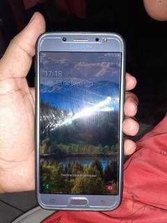 Samsung J7 Pró Azul 64 Gb