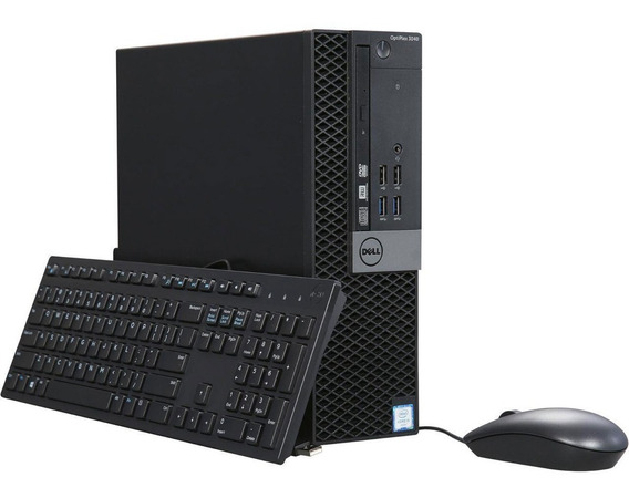 Cpu Dell Optiplex 3040 Core I5 6ger 8gb 500gb - Novo