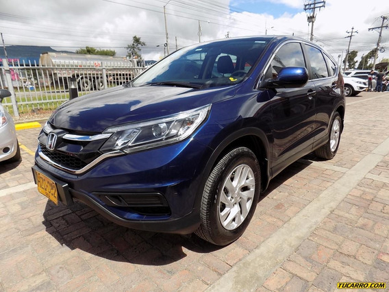 Honda Cr-v City Plus 5dr Lxc 2.4cc At Aa