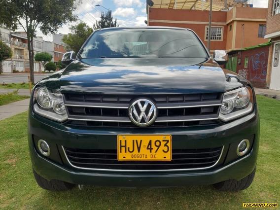 Volkswagen Amarok Highline Mt 2000 4x4 2td 2ab