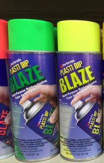 Spray Plasti Dip Fosforescente / Plastidip Fosforescente