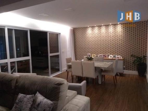 Apartamento Todo Planejado Em Condomínio Clube! - Ap2420