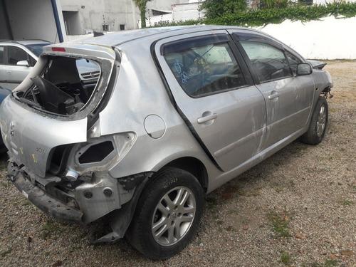 Sucata Peugeot 307 2010 Flex