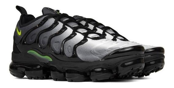 Tênis Nike Vapormax Plus Original Masculino - Feminino- Pronta Entrega Envio 24hs - - Cinza Mais Cores Diversas