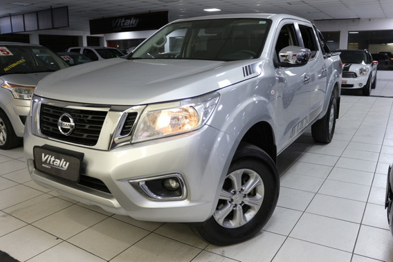 Nissan Frontier Se 2.3 Td 4x4 Automatico 2018 !!!!