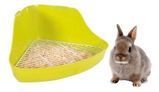 Litera Esquinera Conejos Cobayos Hurones Corner Con Rejillas