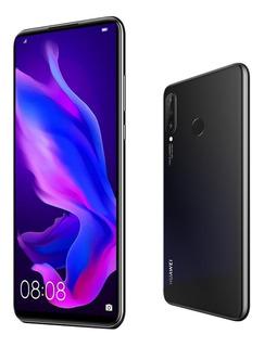 Huawei P30 Lite 128gb Negro Nuevo