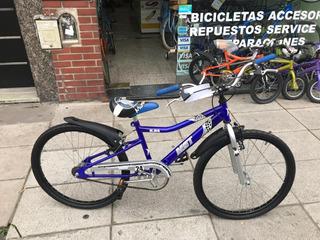 Bicicleta Musetta Rodado 24 Viper Bmx Nin Bikes