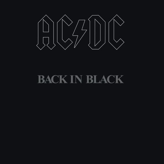 Ac/dc - Back In Black (remastered Vinyl) 180gram Lp