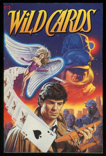 Hq - Wild Cards - George R. Martin - Epic Comics (inglês)