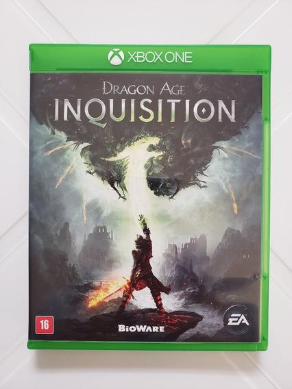 Jogo Dragon Age Inquisition - Xbox One - Mídia Física