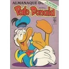 Almanaque Donald 06 E Outros Diversos Coleção Alfabetização