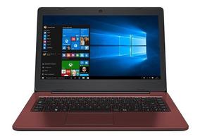 Notebook Positivo Stilo Colors Xc5634 Pentium 4gb 32gb