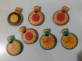 Silbato Reloj Metal Años 60