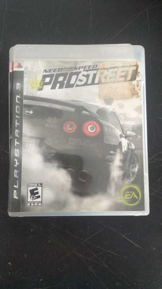 Need For Speed Pro Street Ps3 (frete 18 Reais)