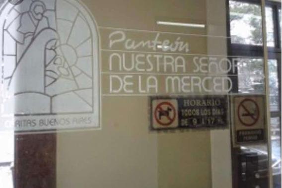 Vendo Nicho En El Panteón Ntra. Sra De La Merced