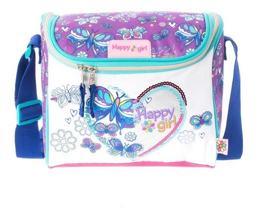 Loncheras Niña Happy Girl Chenson Termica Escolar 62918