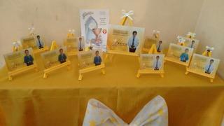 Set De Souvenirs Todo Evento.