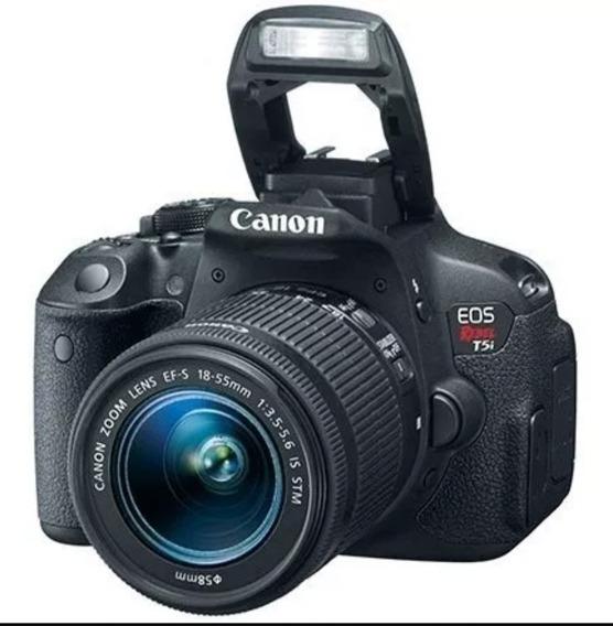Canon Eos Rebel T5i E Várias Ferramentas