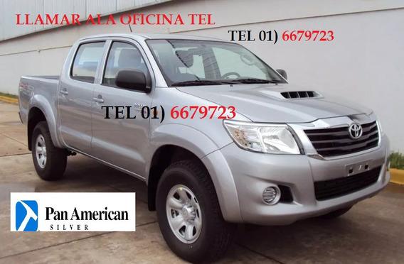 Toyota Hilux Srv 4x4