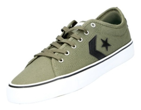 Zapatillas Converse Star Replay Ox # 163265001