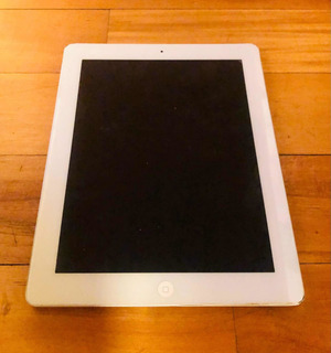 iPad 2 Blanco Impecable