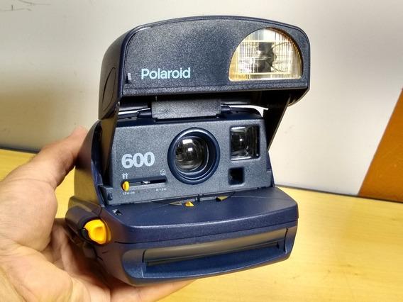 Câmera Fotográfica Polaroid Sucata Pecas Ou Decoracao L2401