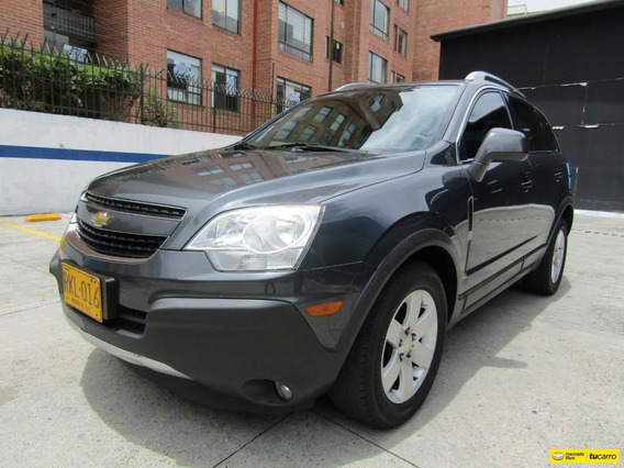 Chevrolet Captiva At 2400