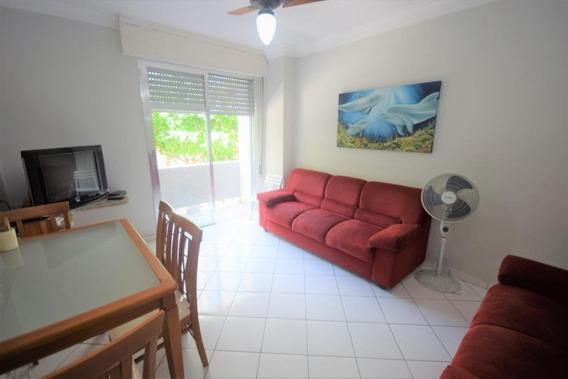 Apartamento Em Praia Pitangueiras, Guarujá/sp De 55m² 1 Quartos À Venda Por R$ 250.000,00 - Ap413012