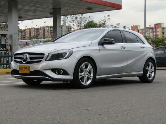 Mercedes Benz Clase A 200 Mt 1600 Aa 7ab Abs