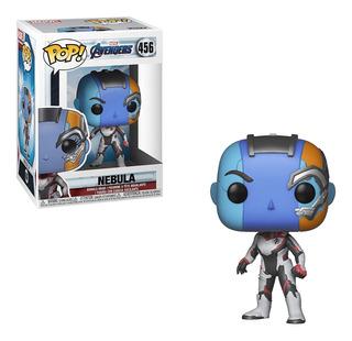 Figura Funko Pop Avengers Endgame - Nebula 456