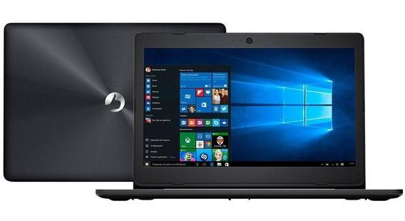 Notebook Positivo N40i 14 Ram 4gb 32gb Flash Hdmi Lacrado Nf
