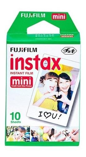 1 Rollo Fuji Instax Mini Instant Lomo = 10 Fotos