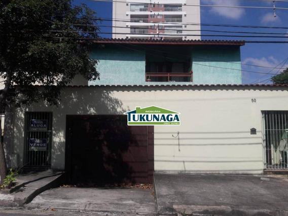 Sobrado Com 4 Dormitórios À Venda Ou Locação - Penha De França - São Paulo/sp - So0402
