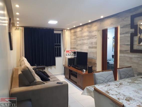 Apartamento Com 2 Dormitórios No Tremembé - St17738